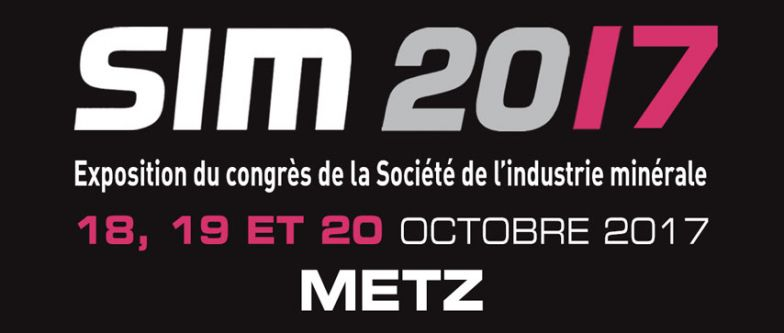 SIM 2017 // FRANCE- Metz // 18-19-20 Octobre