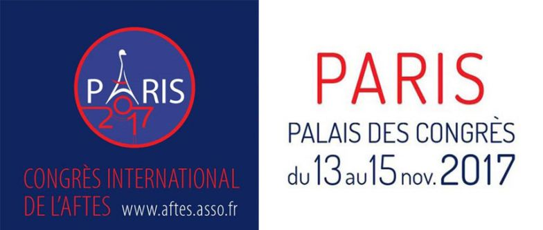 AFTES 2017 // FRANCE - Paris // 13, 14 et 15 Novembre 2017